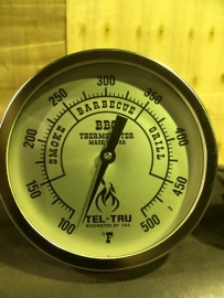 """BBQ Thermometer 3"""""""